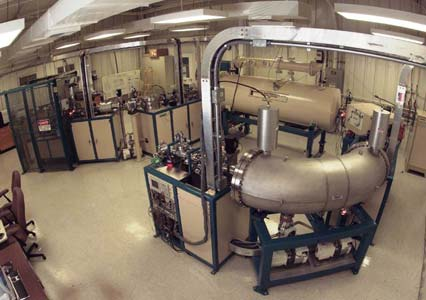 Accelerator Mass Spectroscopy