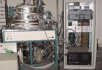 Cryo pump based HV evaporator