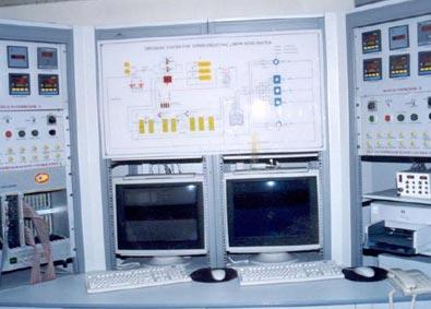 Cryo-Control Panel