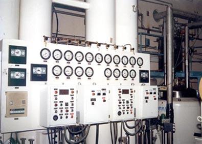 Cold Box of Helium  Refrigerator