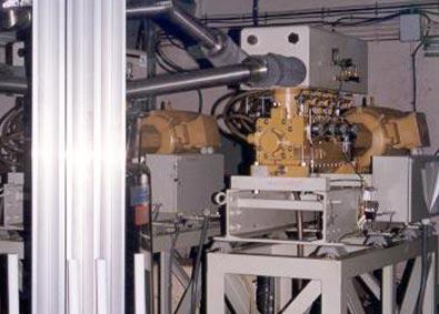 Cryogenerators of the LN2 Plant