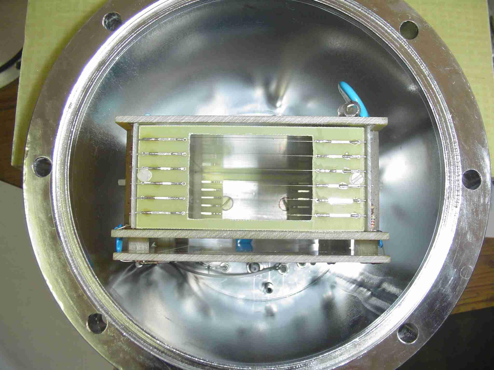Ionisation Chamber