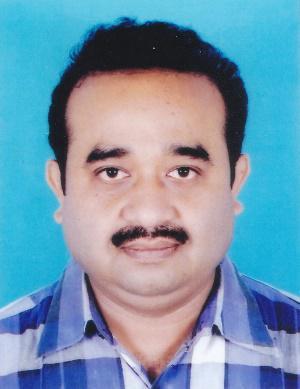 Shri. K. K. Mistri (Junior Engineer 'F')