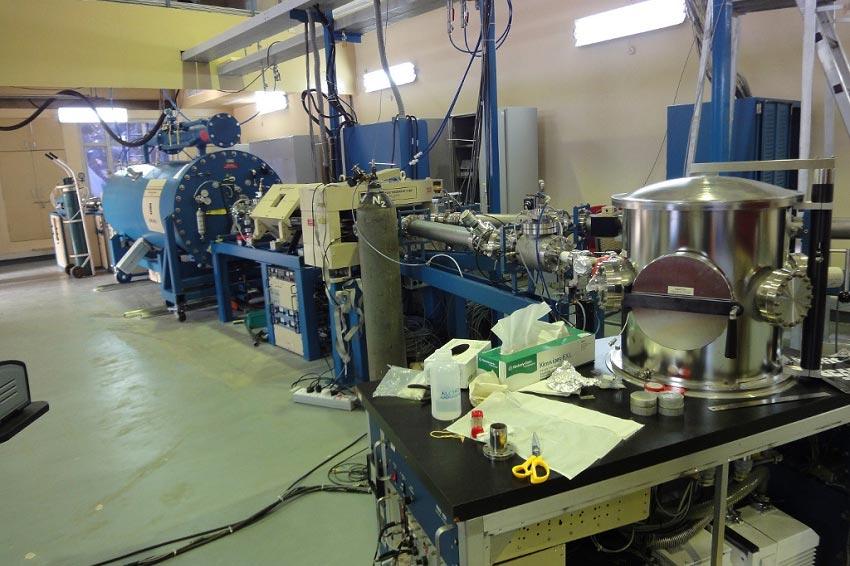 RBS Facility at IUAC