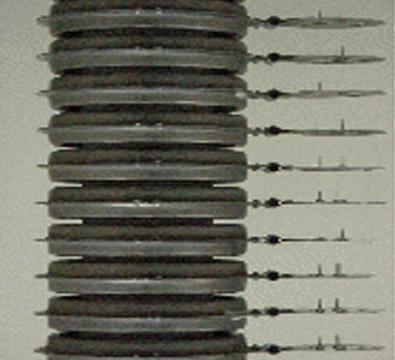 Resistor and Corona grading