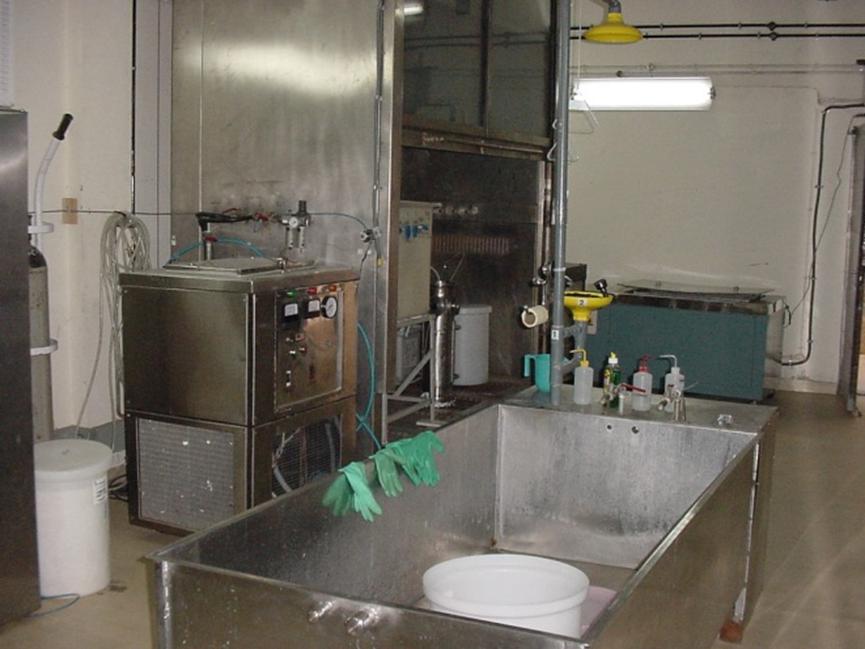 Surface Preparation Laboratory