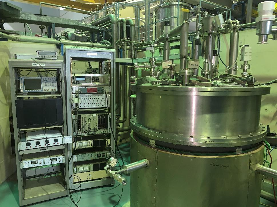 Resonator Test Facility