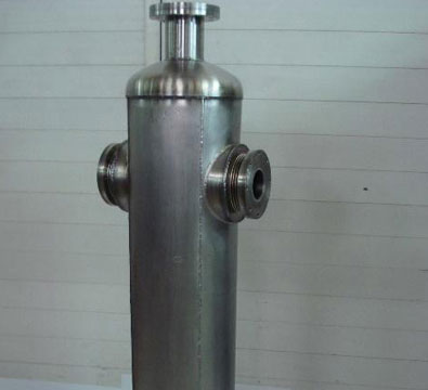 Low Beta Resonator developed at IUAC (April 2012).
