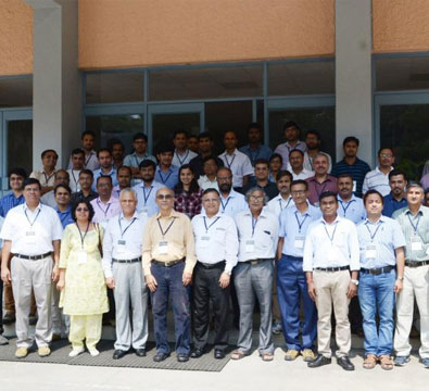 Workshop on Superconducting Radio Frequency Science and Technology (SRFSAT-2017) organized by IUAC (September 2017).
